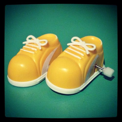 Tiny Toy Shoes