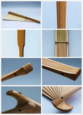 Chinese Chinese Culture Folding Fan