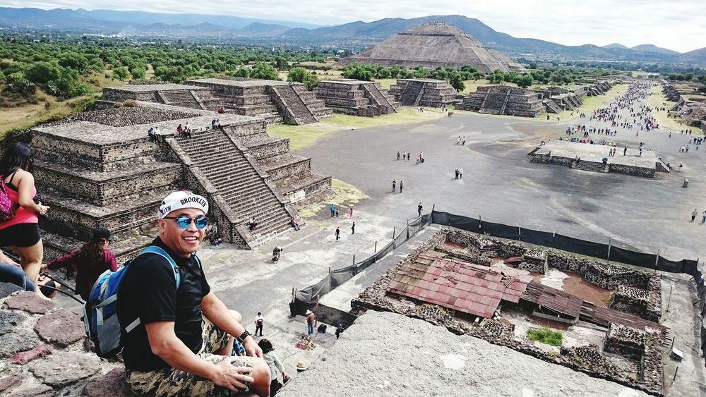 Traveling Archaeology Pyramid Mexico Journey Beautiful Surroundings Eye4photography  EyeEm Best Shots