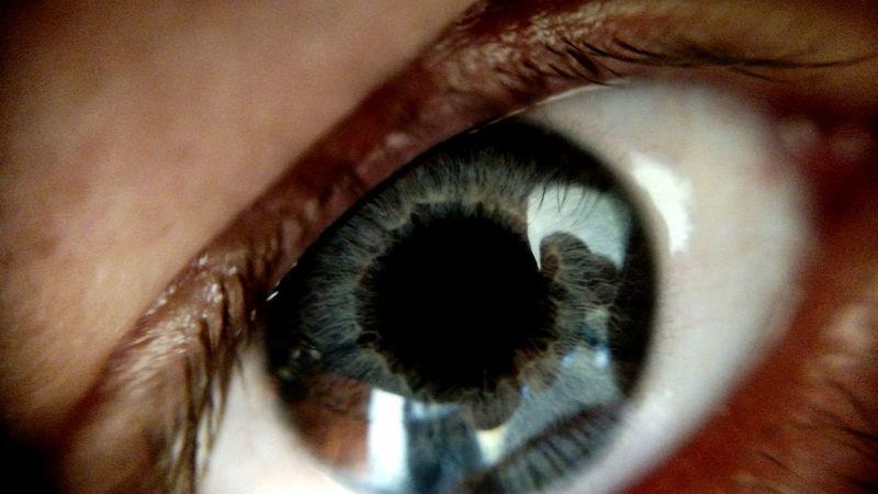 Macro Eye Olho