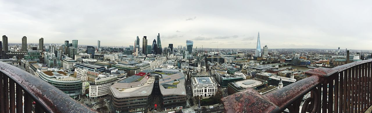 Panorama London Eye St Mary Axe London The Shard, London Building Exterior Architecture City Built Structure Cityscape Sky Cloud - Sky Skyscraper Tourism Travel Destinations