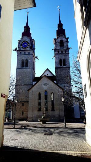 Kirche Religion