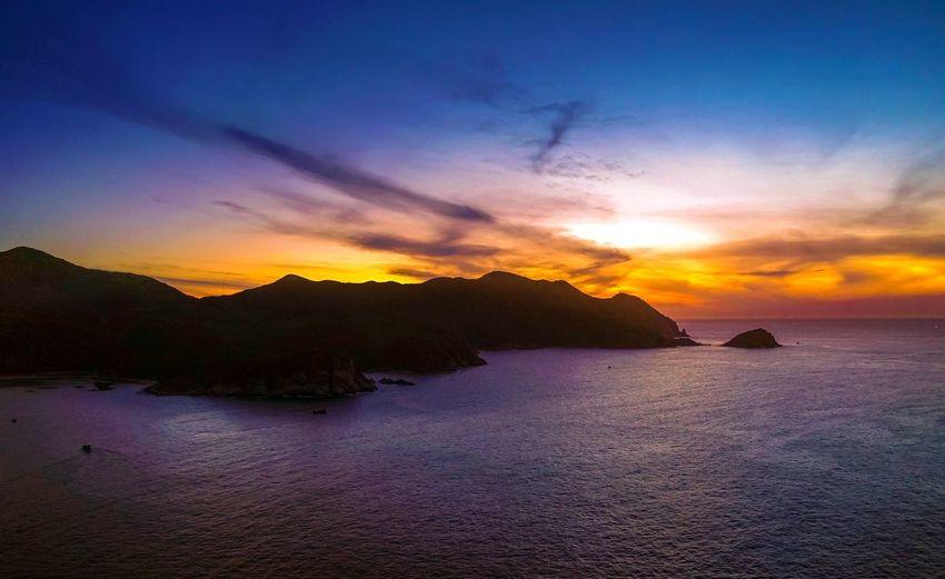 Dawn on Vinh Hy