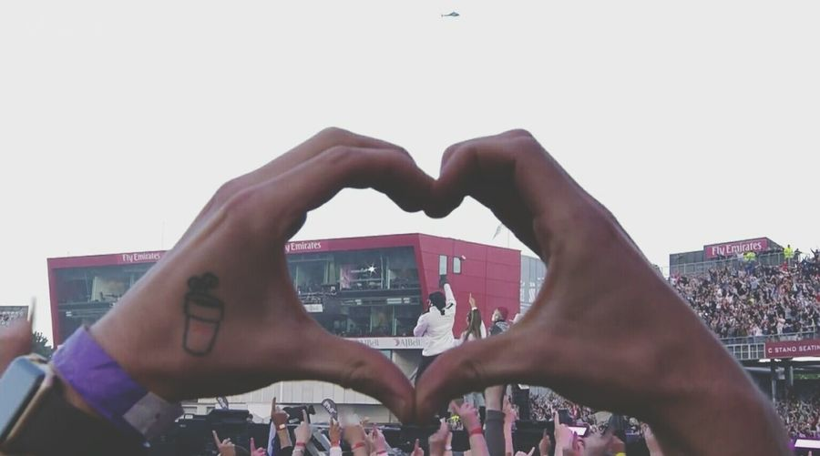 One Love Manchester Arianagrande OneLoveManchester BlackEyedPeas Whereisthelove