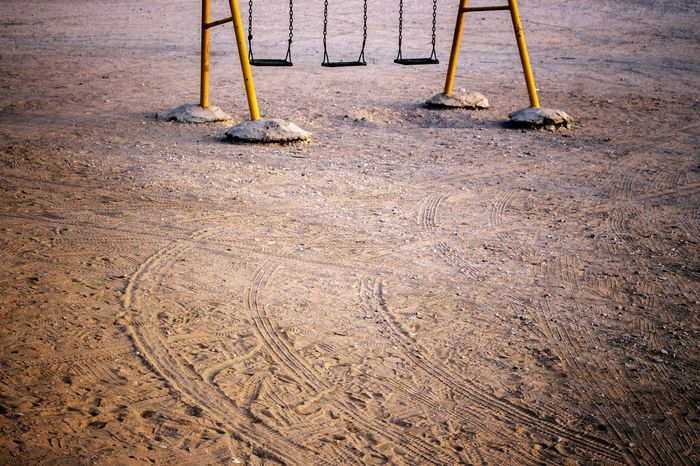 EyeEm Selects Playground Outdoor Play Equipment No People Childhood Outdoors Day Sand