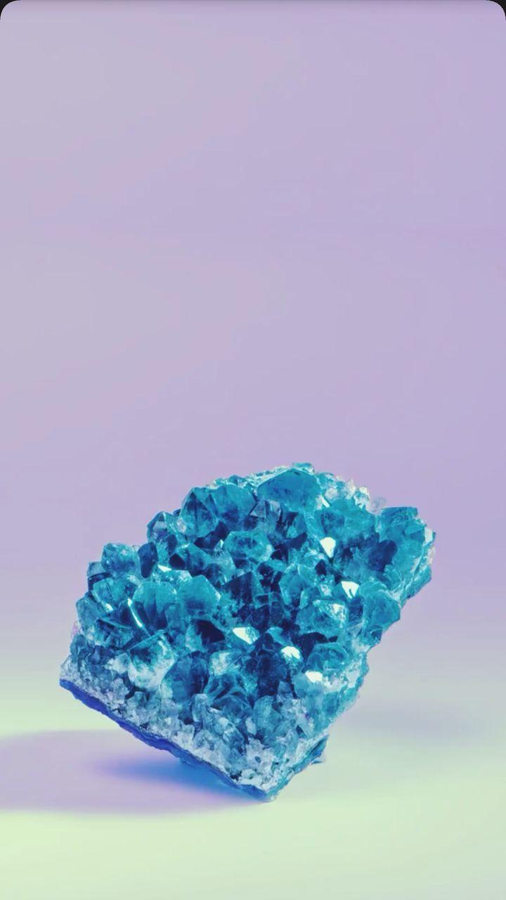 gemstone, blue, single object, studio shot, crystal, no people, precious gem, close-up, day