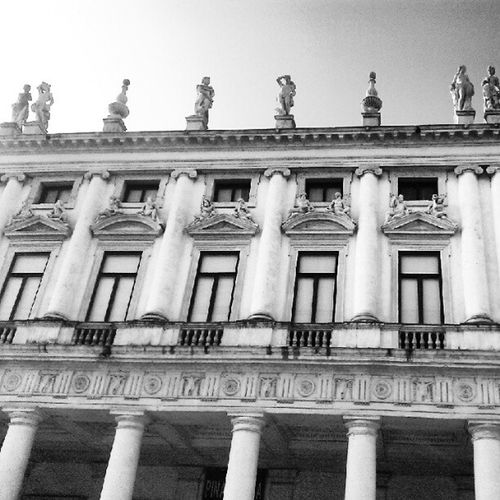 Palladian Architecture Building Italy Vicenza