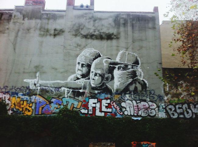 Graffiti   Street Art   Poet   NHS-Crew (Neukölln Hustlers)