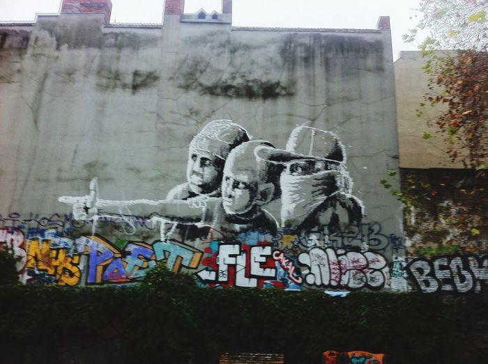 Graffiti | Street Art | Poet | NHS-Crew (Neukölln Hustlers)