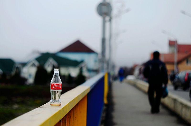 Bottle Coca-cola
