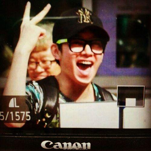 Welcome back our Heenim,our BIG STAR! Yeah finally!!! SpaceBigStarComeback  우주대스타컴백 WelcomeBackHeenim Heechul SuperJunior ELF