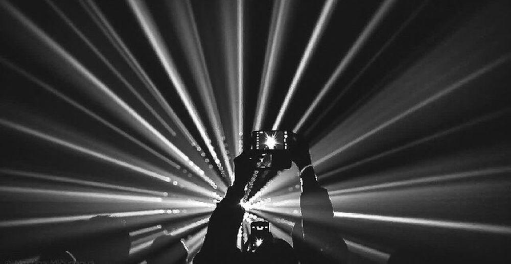 Light, Camera, Concert