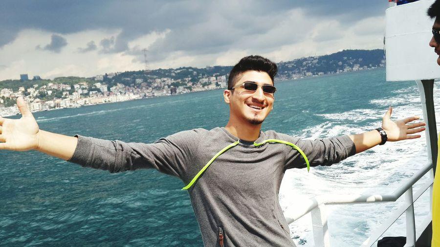 Boat Ride Enjoying The Sights Sail Away, Sail Away Ferry Sun ☀ Enjoying Life Travelling Turkey ♡ Relaxing Hello World