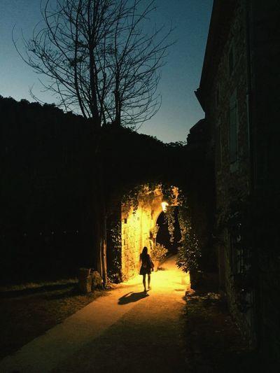 Silhouette Dark