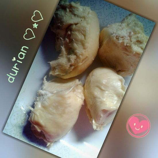 yummy ツ SoDelicious Durian Fruit Food♡ Superlike Finger Lickin' Good Check This Out