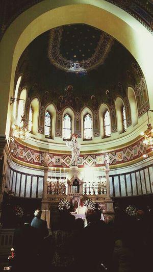 La única iglesia neobizantina de Madrid. Madrid