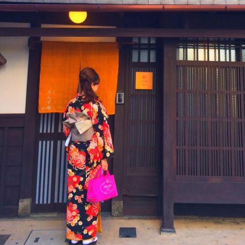 Kyoto Machiya Kimono