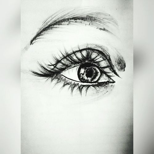 Eye is the most lovely part of our body 😉😍 First Eyeem Photo