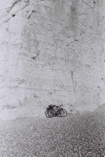 Monochrome Photography England United Kingdom London Bicycle Black And White Film Film Photography 135mm Idle
