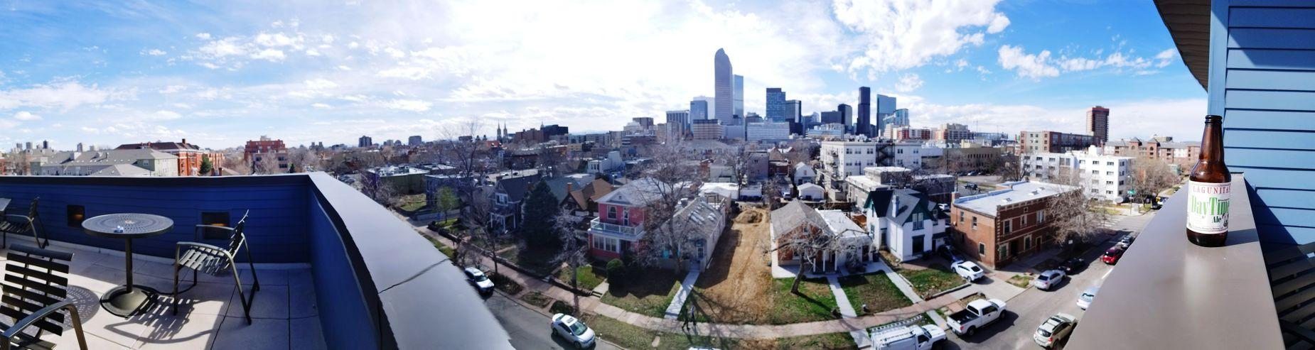 Senic Denver EyeEm Selects City Sky Building Exterior Cloud - Sky