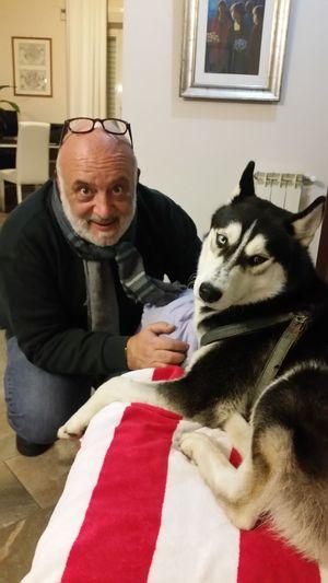 Io e il mio amico Thor, figlio di Odino, Dio del Tuono First Eyeem Photo