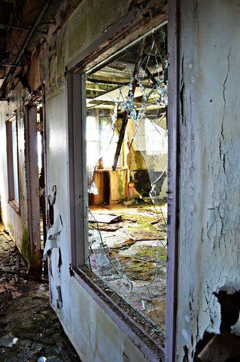 Abandoned Architecture Bad Condition Broken Damaged Destruction Deterioration Obsolete Run-down Weathered