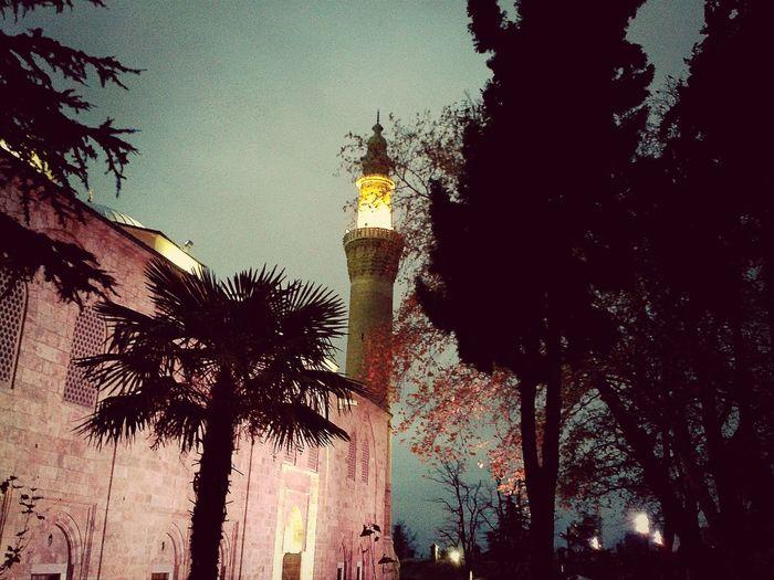 Ulucamii Ulucami Bursa Mosque