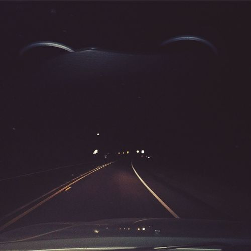 The road unknown Road Dark Artsy
