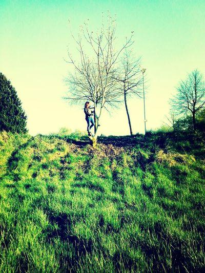 Kletteräffchen :D Enjoying Life Taking Photos Homburg