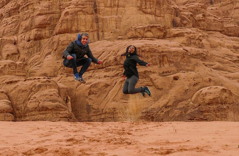 We jump sp high