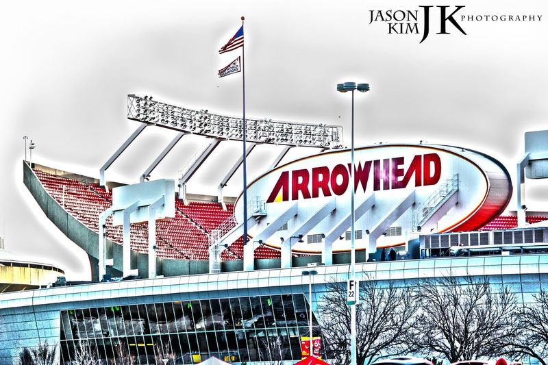 KC Chiefs Arrowhead Chiefsnation Chiefskingdom