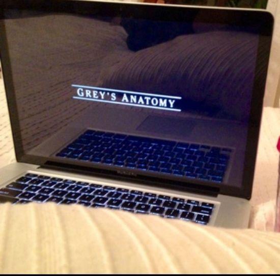 Greys Anatomy Love My Favorit Serie ... Apple First Eyeem Photo