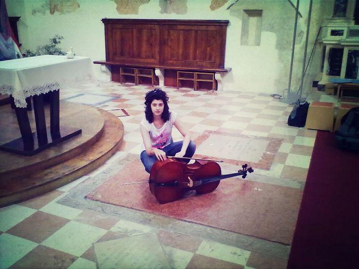 Cello N Me Tomba Di J.Tartini Prove Concerto