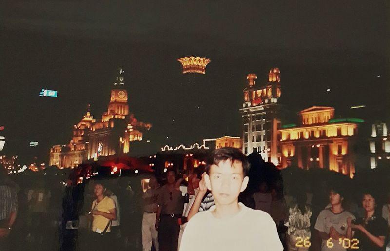 EyeEm Best Shots Shanghai Night Photography Taking Photos Licht Und Schatten Happy People Enjoying The Veiw