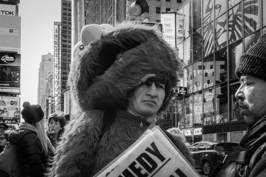 Times Square, NYC | 2015 Streetphotography Street Photography Street Life Streetphoto Streetportrait Streetphoto_bw NYC Photography TimesSquare Times Square NYC I Love My City The Street Photographer - 2016 EyeEm Awards