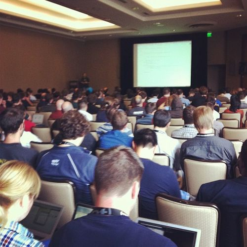 Special.fx(): A review of jQuery animation one requestAni­mationFrame at a time with Corey Frang at Jqcon