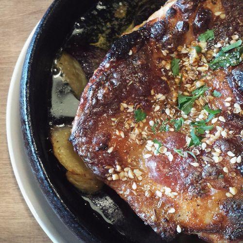 大山鶏の Qvevri(クヴェヴリ)ロースト🍀 グルジア料理 茄子、オリーブオイル、クミン、コリアンダー、ヘーゼルナッツ、しょっつる Georgia クヴェヴリ Qvevri Food グルジア料理
