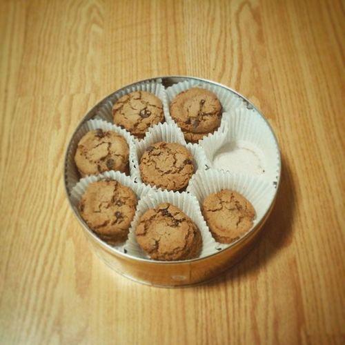 우리집에 놀러온 아빠 후배(?) 언니가 사다 준 쿠키♡ 뜯는데 고생을 좀 하긴 했지만! 맛있당♡♥ 잘먹겠습니다! Kelsen Ripensa_of_Denmark 쿠키 초코칩 과자 덴마크 맛있다 먹스타그램 먹스타 잘먹겠습니다 냠냠쩝쩝