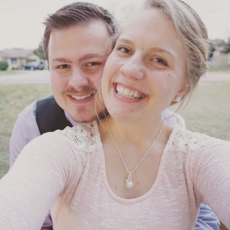 A sweet couple