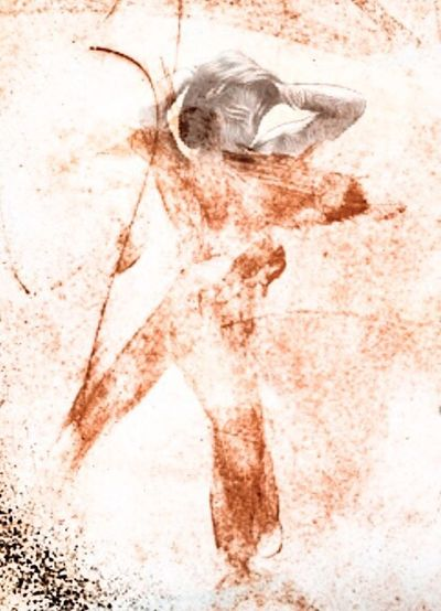 Terracotta Dancer Photographic Approximation Facial Experiments Welcome To My Dimension On The Corridors Of The Mind