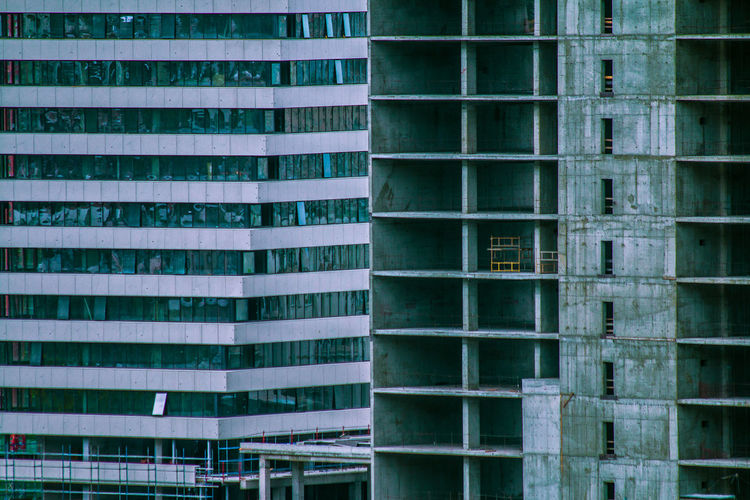 The Architect - 2018 EyeEm Awards Apartment Architecture Backgrounds Building Building Exterior Built Structure City Construction Industry Day Full Frame Industry Modern No People Office Office Building Exterior Outdoors Pattern Residential District Skyscraper Window