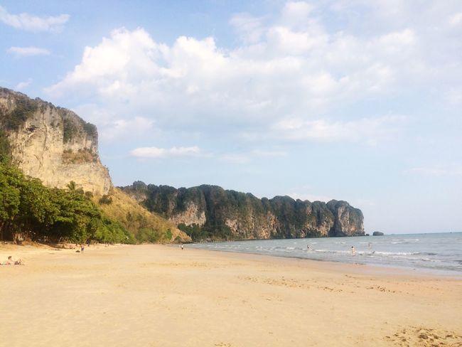 Hello Ao-nang AoNangBeach Krabi Thailand Beach