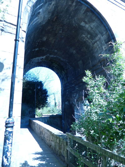 Arch Arched