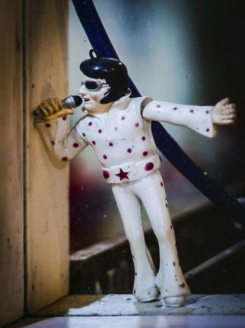 He never left. Figurine  Plastic Costume Jewelry Toy Action Figures Singer  Brightlights Elvis Presley Johore Bahru, Malaysia