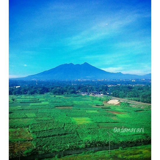 Morning Salakmountain Mountain Nature Sentul GodCreated INDONESIA VSCO