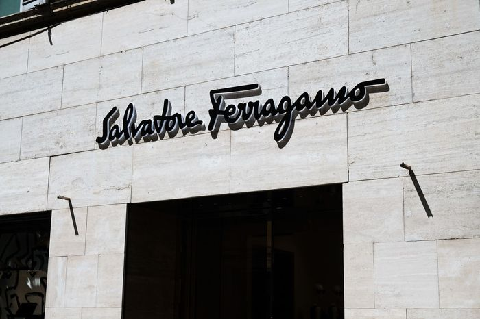 Rome, Italy - August 15, 2017: Salvatore Ferragamo store. Salvatore Ferragamo S.p.A. is an Italian goods company, headquarterede in Florence, specializing in shoes, leather goods and ready-to-wear Boutique Exterior Fashion Salvatore Ferragamo Shopping Shopping Center Shopping ♡ Stylish Building Exterior Expensive Fashionable Ferragamo Italian Style Luxury No People Outdoors Outside Shop Shopaholic Shopping Centre Shopping Mall Shopping Time Store Style Upper Class