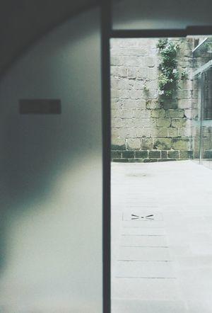Esperar un gesto bonito, venga de donde venga... ⌚🙏 Microhistorias Microhistoriastesis99 Tesis99 Ventana Window Flores Flowers Architecture Through The Window Microhistorias Suena🎵: 🎧La mujer de verde de Izal y Planeador de Love of lesbian a partes iguales.