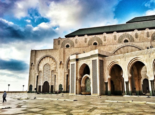 casablanca, Mosquée Hassan 2 Architecture Taking Photos Traveling Streetphotography