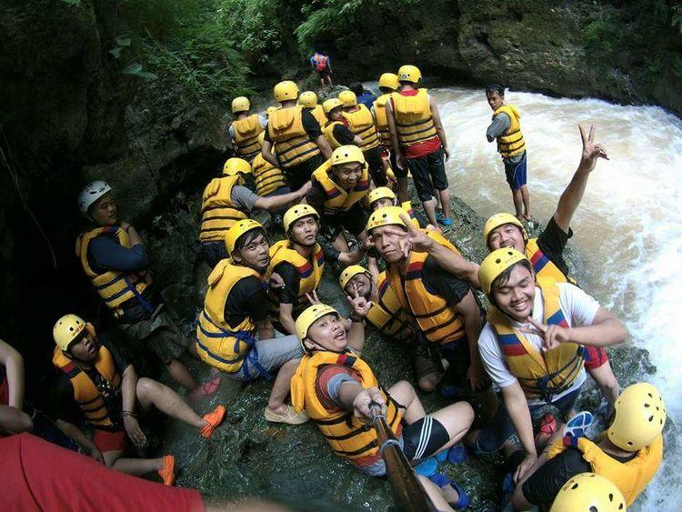 Adventuretime Bodyrafting Greencanyon  Cijulangriver Explorepangandaran Cukangtaneuh