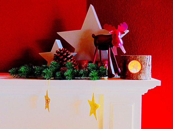 Taking Photos Germany Retzstadt Christmastime Christmas Decorations